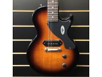 Maybach Lester Junior Electric Guitar Two Tone Sunburst Aged