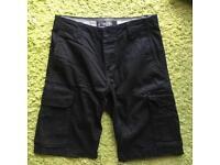 H&M Black Man Short - Size 31in.