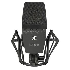 SE Electronics sE4400a Condenser Microphone. Mint condition! Fixed price.