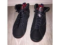 Nike air Jordan 7 raptor trainers size 6