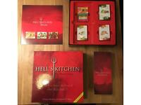 Hell's Kitchen The Board Game