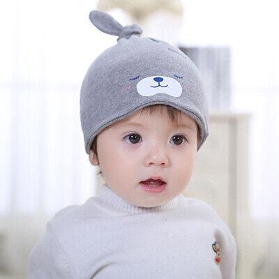 Baby Sleep Hat Cotton Beanies Toddler Girls Boys Newborn Cap
