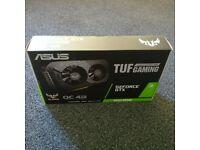 ASUS GTX 1650 SUPER 4GB TUF GAMING OC - Brand New