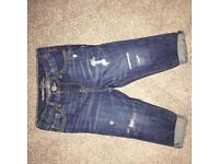 Gap jeans 2 years old