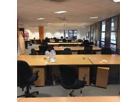 Job lot used office furniture