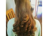 Experienced mobile hairdresser