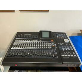 Tascam digital recorder ports studio 2489
