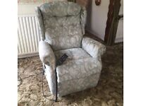 Riser Recliner chair Celebrity Woburn Grande