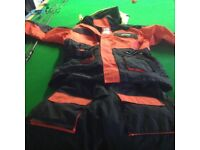 Mustad Viking flotation suit