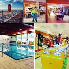 🐶🌈 static caravan for sale ocean edge holiday park Morecambe 12 month season