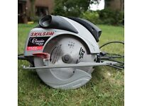 Skil saw and spare blade