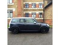 Mini Clubman 1.6 Petrol , With Cream Leather , Long MOT , spacious with Immaculatte Condition