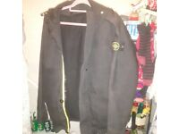 Stone Island jacket size large