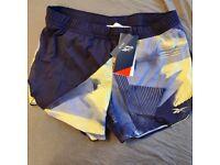 Reebok Running shorts. Size small. New