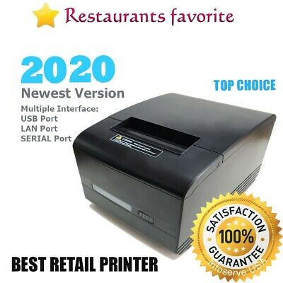 Best Pos Printer Pbm P-500 3 18thermal Usb Ethernet Printer