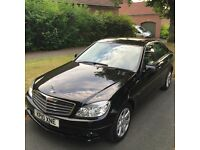 Mercedes Benz C Class C180 Blue Efficiency. Excellent condition, full service history & long MOT