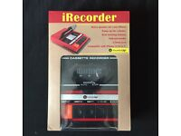 IRecorder Iphone Retro Looking Wireless Speaker BRAND NEW