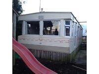 Static caravan (mobile home)