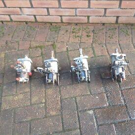 Perkins 4107/4108 fuel pumps