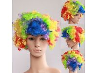 New Classical Style Womens Lady Anime Wavy Curly Full Cosplay Party Wigs Short