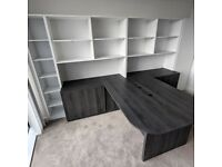 Fitted furniture, wardrobes, tv units