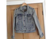 Denim jacket (ladies)