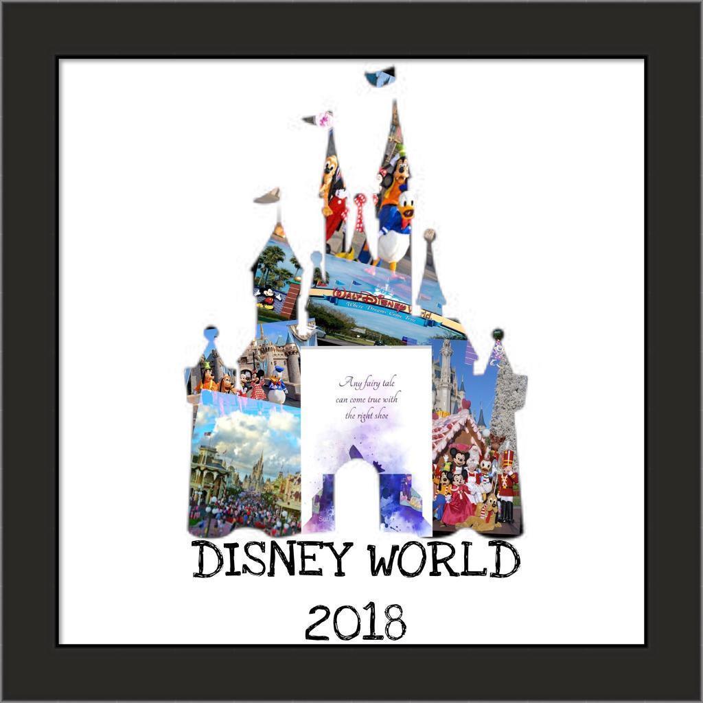 Disney world memory frame | in Nuneaton, Warwickshire | Gumtree