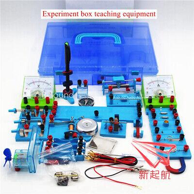 High School Physics Electrical Tools Sets Experimental Box Teaching Equipment