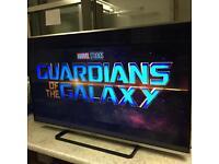 "48"" Panasonic TX48AX630B Ultra HD 4K Freeview HD Smart 3D LED TV"
