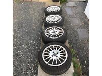 "15"" OZ Racing alloys"