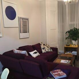 Very big room in Gorgeous GARDEN flat in Canonbury!