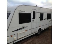 Elddis Odyssey 4 berth caravan