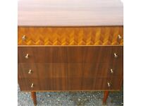Small chest of drawers by Uniflex