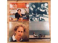 Job Lot of 4 Art Garfunkel Records on Vinyl