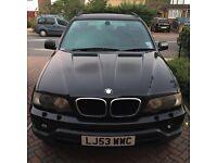 BMW X5 3.0 diesel sport auto 2003 lovely car!