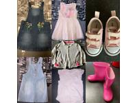 Baby clothes 12-18 months and footwear
