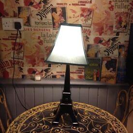 EIFFEL TOWER TABLE LAMP