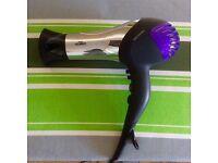 Nicky Clarke 2000W Frizz Control Hair Dryer