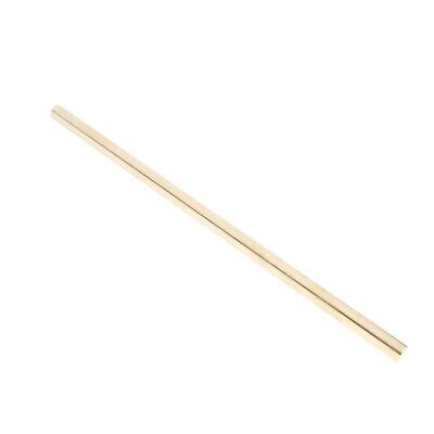 1025cm Solid Brass Round Bar Rod Stock Dia 10mm High Quality Brass