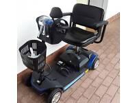 Mobility Scooter QL Tech Model No QS0848