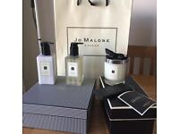 JO MALONE Candle, Body & hand wash, and body & hand lotion