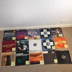 """Collection in 12"""" Vinyl from the late 90s"""