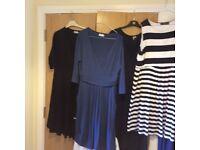 Maternity/nursing clothes bundle (size 16)