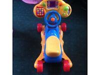 Vtech toy bike/rocker