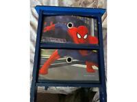 Spider-Man storage