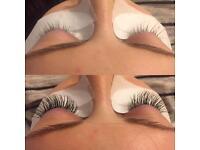 Eyelash extensions £28.00 🌟