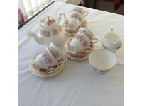 Lovely Colclough Tea Service