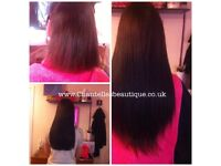 Micro Rings, Nano Rings , Pre Bonded/Fusion- Professional Hair Extension Seevices