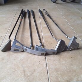 Used Golf Clubs - Various Putters for sale - £2 each