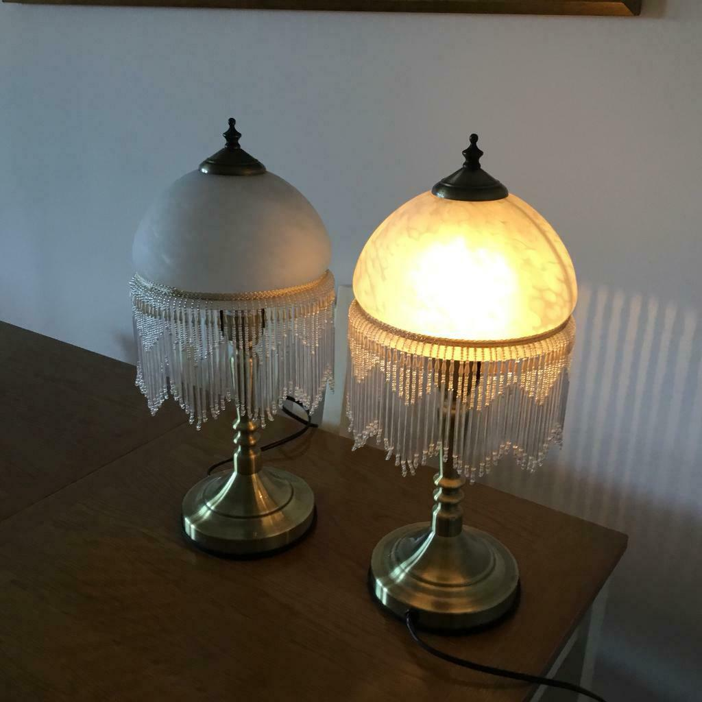 2 table lamps plus 3 wall lights plus 2 ceiling lights in rochester kent gumtree